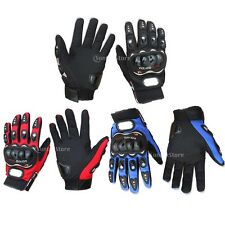 FULL FINGER Windproof Motorcycle Motorbike Motocross Bike Racing Winter Gloves