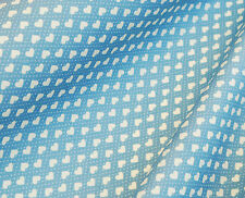 100% Cotton Fabric with heart print, for dressmaking, craft, sewing, quilting