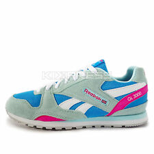 Reebok GL 3000 [V62728] Classic Running Blue/Cool Breeze-Pink