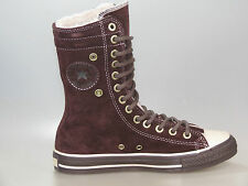 Converse Chuck Taylor KNEE HI 1T556 Chocolate Padded + new + died. Sizes
