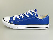 Converse AllStar Kids CT OX Radio 342373C radio Blue + new + all sizes