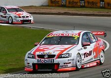 Mark Skaife 6x4 or 8x12 photos V8 Supercars HOLDEN RACING TEAM HRT 2008