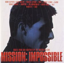 ORIGINAL MOTION PICTURE SOUNDTRACK - MISSION: IMPOSSIBLE (CD) - Nice! L@@K!