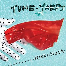 TUNE-YARDS - NIKKI NACK  VINYL LP + DOWNLOAD NEW+