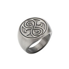 NEW Genuine Licensed Doctor Who Seal of Rassilon Ring