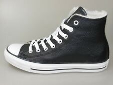 Converse AllStar Hi Black 144726C Winterboots Black new calf. sizes