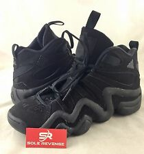 New adidas CRAZY 8 Triple Black Shoes Basketball Kobe Bryant KB8 top ten AQ8464