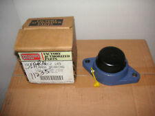 "Carrier 1 3/16"" Pillow Block Flange Bearing KT 66CZ 103 with SKF ecy206 cap"