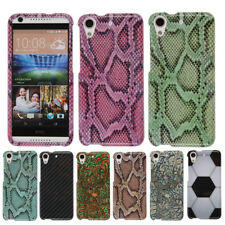 For HTC Desire 626 626S Various Patterned Snap On HARD Case Cover Accessory