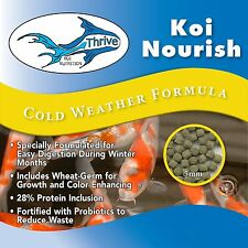 Anjon Thrive Koi Nourish Cold Weather Formula Koi Food