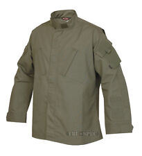 Military Tactical Response Uniform Shirt by TRU-SPEC 1284 - OLIVE DRAB