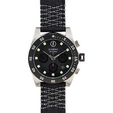 Electric Dw01 Nato Mens Watch - Black One Size