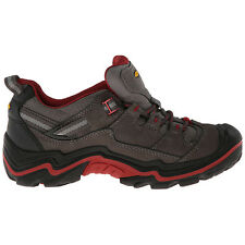 Keen Durand Low Wp Womens Footwear Walking Shoes - Magnet Red Dahlia All Sizes