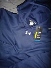 UNDER ARMOUR COLDGEAR TECH HOODIE LOOSE FIT (RUNS BIG) SIZE XXL XL L MEN NWT $$$
