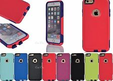 New Commuter Generic Hybrid Case Cover For APPLE IPHONE 6 6s / 6 6s Plus + Pen