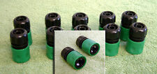 Job Lot bulk 1/2 inch Garden Hose Pipe Quick Release Coupler Hozelock Compatible
