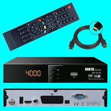 HD SAT Receiver Nokta 6110 ✔ USB ✔ HDMI ✔ Scart ✔ DVB-S2 ✔ Digital ✔ Full HDTV ✔