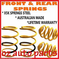 MAZDA MX5 NC 9/2005-ON FRONT & REAR LOWERED 30MM SPRINGS