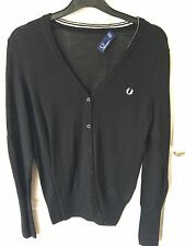 Women's Fred Perry Cardigan. UK 10.