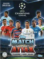 CHAMPIONS LEAGUE MATCH ATTAX 2015-2016 STAR PLAYERS AND DUO PICK THE ONES NEED