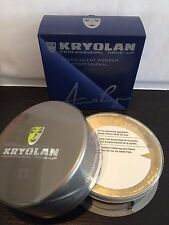 Kryolan 5700 Transparent Translucent Face Body Powder Theater Stage Makeup 60g