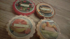 Yankee Candle 4x Tarts rar usa 22g