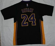 Los Angeles LA Lakers Kobe Bryant #24 adidas Hollywood Nights Swingman Jersey