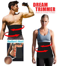 Waist Trimmer Slimming Exercise Belt Weight Loss Wrap
