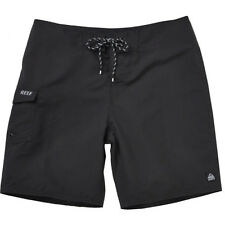 Reef Lucas 18in Mens Shorts Boardshorts - Black All Sizes
