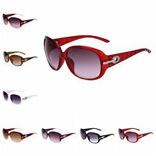 Oversized Womens Sunglasses Eyewear Fashion Retro Vintage Glasses Shades QWS