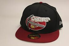 Denver Nuggets Dark Navy Maroon New Era 59Fifty Fitted Hat
