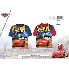 Disney Cars T-shirt enfant Cars  garçon 100%coton, disney cars