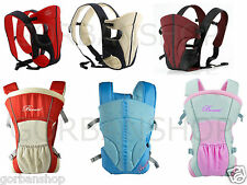 Baby Carrier Newborn Infant Backpack Frontpack Carry Case Pouch 3-24 months