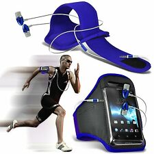 Sports Gym Fitness Armband Case Cover & Handsfree For Apple iPhone 5s