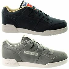 Reebok Workout Plus 60/40 & Reflect~Mens Trainers~SALE PRICE~SIZE UK 6.5 ONLY