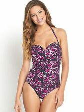 RESORT Premium Embellished Swimsuit With Hidden Support Size 32C, 34D, 36D
