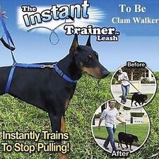 For Dogs Over 30 lbs-Dog Control Harness Collar Leash- The Instant Trainer Leash