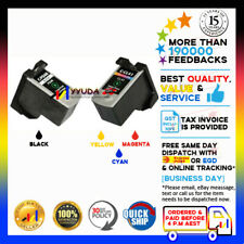 2x Ink PG-40 CL-41 for Canon MP-460 MP470 MX300 MX310 iP2200 IP2400 iP2600 2 Ink