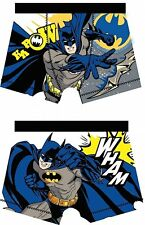 Batman Boys Boxer Trunk, Ka Pow, 1 Piece, Sizes From 4-10 Years