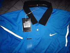 NIKE TIGER WOODS GOLF BODY MAPPING DRI-FIT POLO SHIRT XXL XL L MEN NWT $110.00