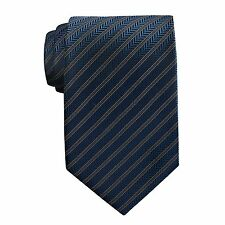 Hand Tailored Wooven Neck Tie, Style #L91623-A4