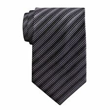 Hand Tailored Wooven Neck Tie, Style #L91641-A1