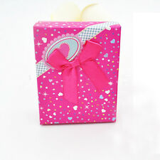 1PC 5*8cm Jewelry Box Paper Packing Gift Display Box for Jewelry Necklace Ring