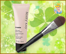 Mary Kay TimeWise Matte-Wear Liquid Foundation 11colors+Liquid Foundation Brush