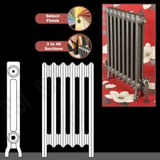 "The ""Mayfair"" 2 Column 490mm (High) Cast Iron Radiators (3 to 40 Sections Wide)"