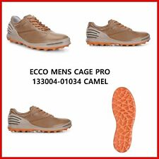 New ECCO Biom Hybrid Yak Golf Shoes Gray Fire EU 39 41  $200