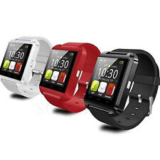 U Eight Bluetooth Smart Wrist Watch For Smartphone IOS iPhone, Android,Samsung