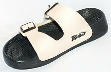Birki Sandals by Birkenstock for Women Strap  Birkis Barbados White Regular