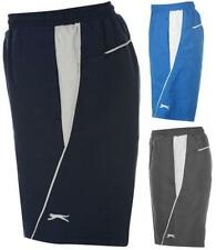 Slazenger Woven Shorts Light Weight Sports Junior Boys Kids ~All Sizes 7-13 Yrs