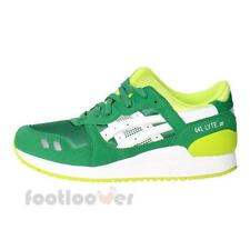 Shoes Asics Gel Lyte III GS C5A4N 8401 Kid's running Green White Fashion Moda